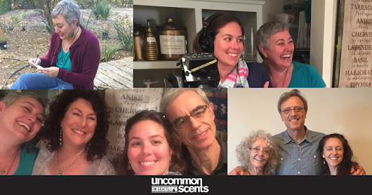 Behind the Scenes of Uncommon Scents: The World's First Full-Length Aromatherapy Documentary - Marvy Moms