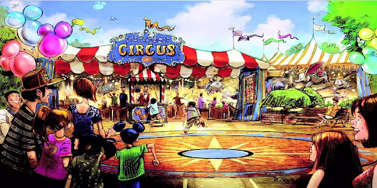 How to run a Circus in Your Game