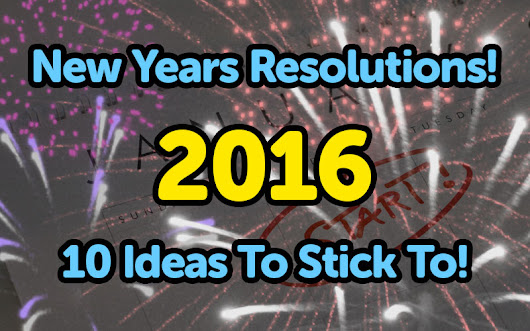 10 New Year Resolutions for Drivers