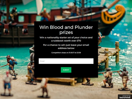 Blood and Plunder Competition