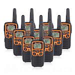 Midland T51VP3 X-TALKER Two Way Radio (10 Radios)