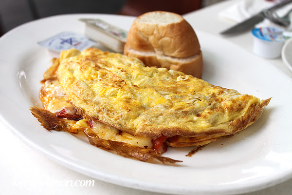 Spanish Chorizo Omelette