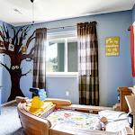 L'arredamento per la camera dei bambini