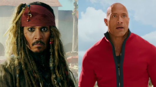 4 Reasons Why 'Pirates' and 'Baywatch' Are Huge Box Office Disappointments