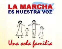 Gran manifestación nacional en defensa de  matrimonio y familia en Argentina