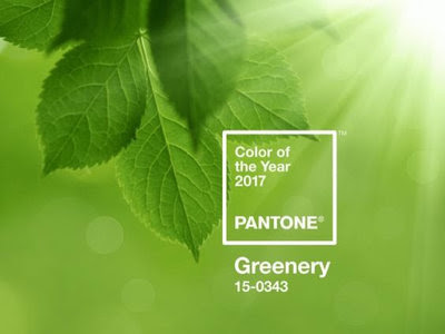 Meet Greenery, Pantone's 2017 Color of the Year