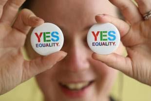 nozze gay, l' irlanda vota il referendum9