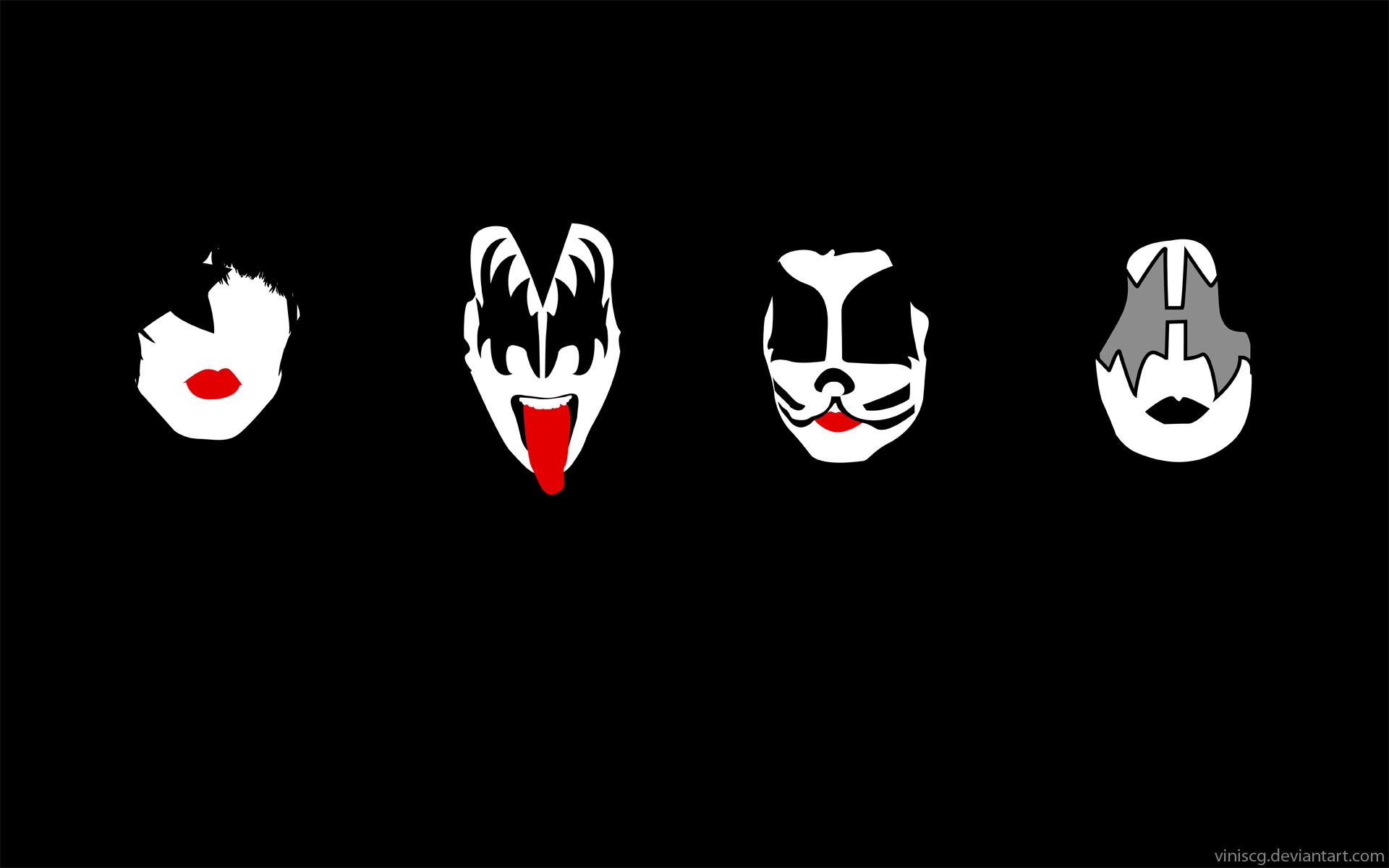 Kiss The Band Wallpaper  WallpaperSafari