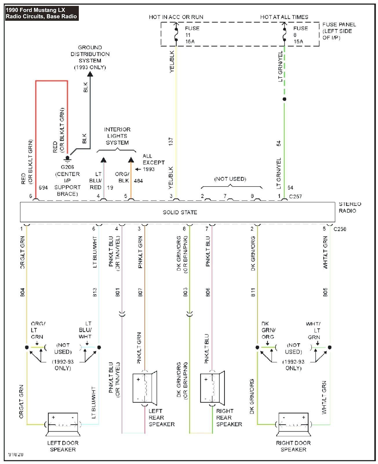 [DIAGRAM] 1995 Ford E350 Tail Light Diagram FULL Version