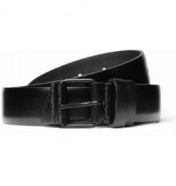 Balenciaga Polished Leather Belt
