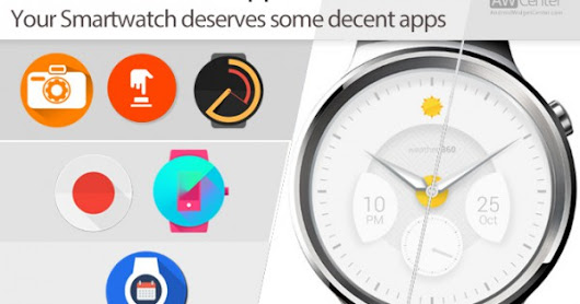 Best Android Wear Apps for Smartwatches