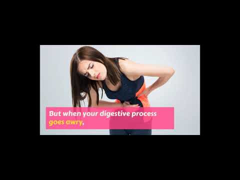 Good Digestion Will Help Your Diet