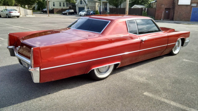 1970 Cadillac Deville Low Rider * Low buy it now price for ...