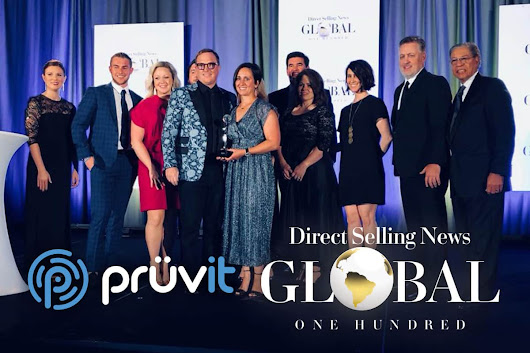 Pruvit Achieves DSN Global 100 List Of Top Direct Selling Companies