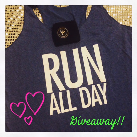 Up Your Running Swagga By Entering My Sweet Giveaway