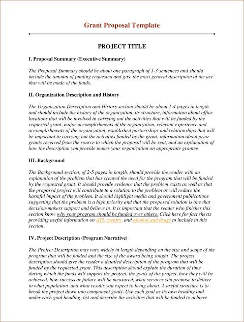 43+ Npo Funding Proposal Sample Pdf