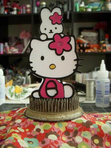 Hello Kitty Card 1