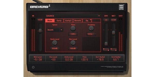 OVERLOUD BREVERB2 (サウンドハウス)