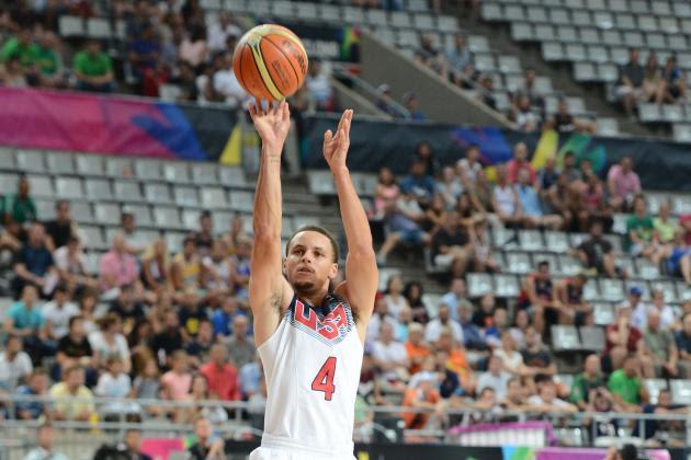 USA Basketball vs. Mexico: Game Grades, Analysis for FIBA World Cup 2014 Matchup