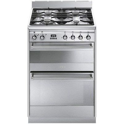 Best 60cm Dual Fuel Cookers UK | Top-10 Double Oven Choices