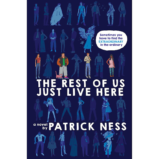 Eric (Burnsville, MN)'s review of The Rest of Us Just Live Here