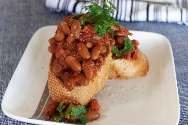 """Baked"" beans"
