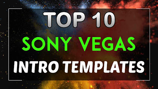 Top 10 Free Intro Templates 2017 Sony Vegas Pro 13 14 Download | topfreeintro.com
