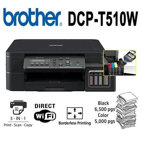 brother dcp tw  wireless printer shopee malaysia