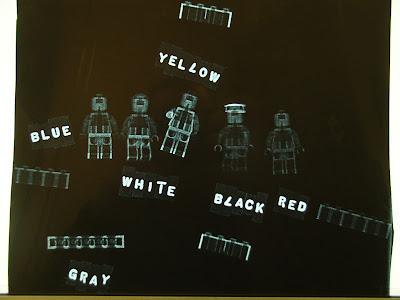 Xray Colors