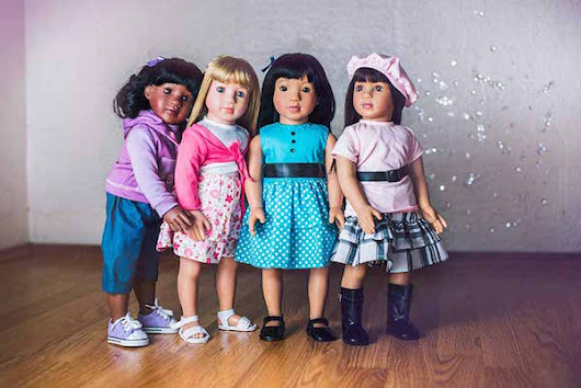 Multi-Ethnic Starpath Dolls With Personalized Adventure Books (& Giveaway Ends 6/30) - Mom and More