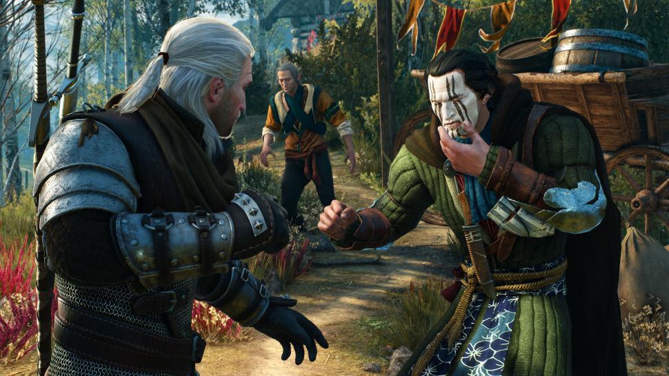 The Witcher 3 Wild Hunt Witcher Spiele Derzeit Bei Gog Im Angebot