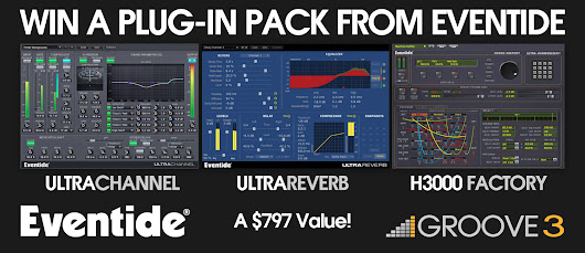 Win a Plug-in Pack from Eventide