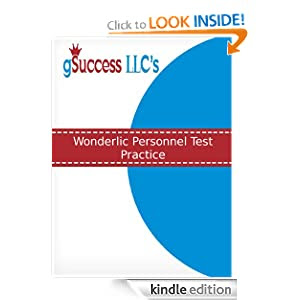 Wonderlic Personnel Test Practice: WPT Practice Test and Exam Review for the Wonderlic Personnel Test