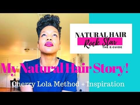 Natural Hair Rockstar Friday: My Natural Hair Story
