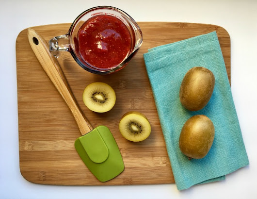 So Sweet Kiwi Cranberry Sauce & Syrup! | SuperKids Nutrition SuperKids Nutrition - Grow Super Kids!