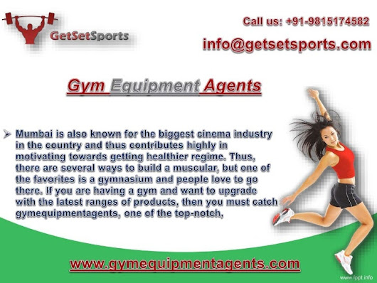 Noticeable gym & fitness equipments manufacturers in delhi