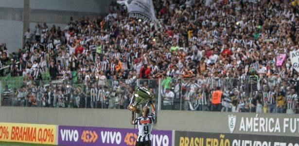 Copa do Brasil foi o último capítulo de Diego Tardelli com a camisa do Atlético-MG