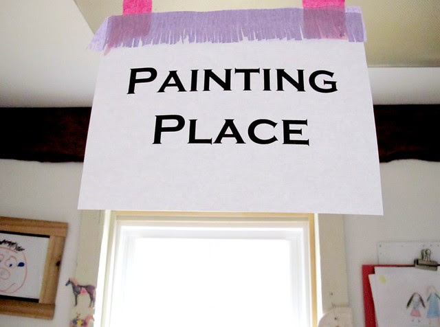 painting place