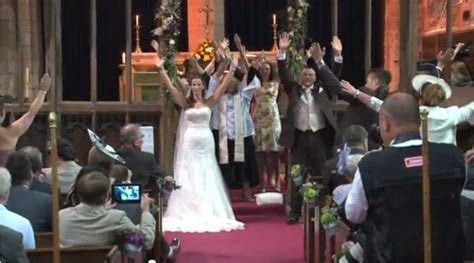 WATCH: Flash Mob Wedding Dance   TIME.com