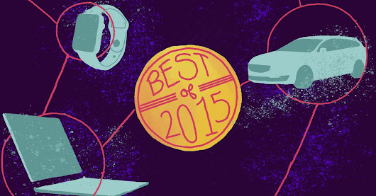The best tech of 2015