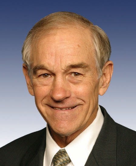 U.S. Representative Ron Paul