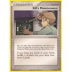Pokemon Organized Play Series 5 Uncommon Bill's Maintenance #6