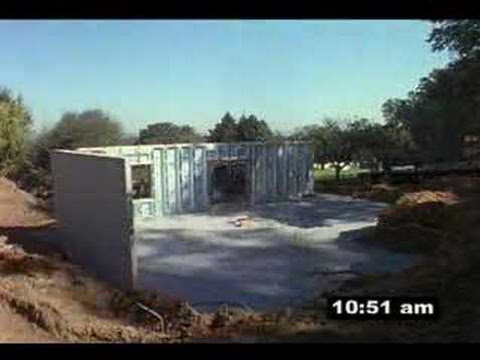 Superior walls by collier foundation systems inc google for Superior wall system