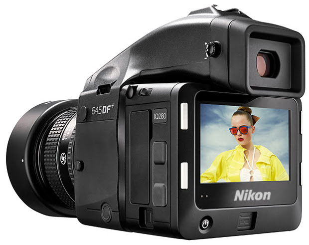 Rumor: Nikon Planning to Release a Camera Featuring Sony's 50MP Medium Format CMOS Sensor