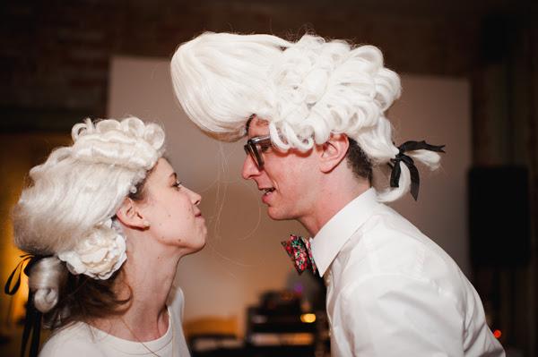 Melinda + Chris : married!