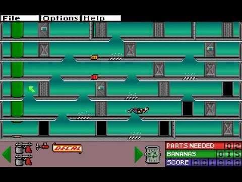 Super Solvers: Gizmos & Gadgets! (DOS) – Part 1