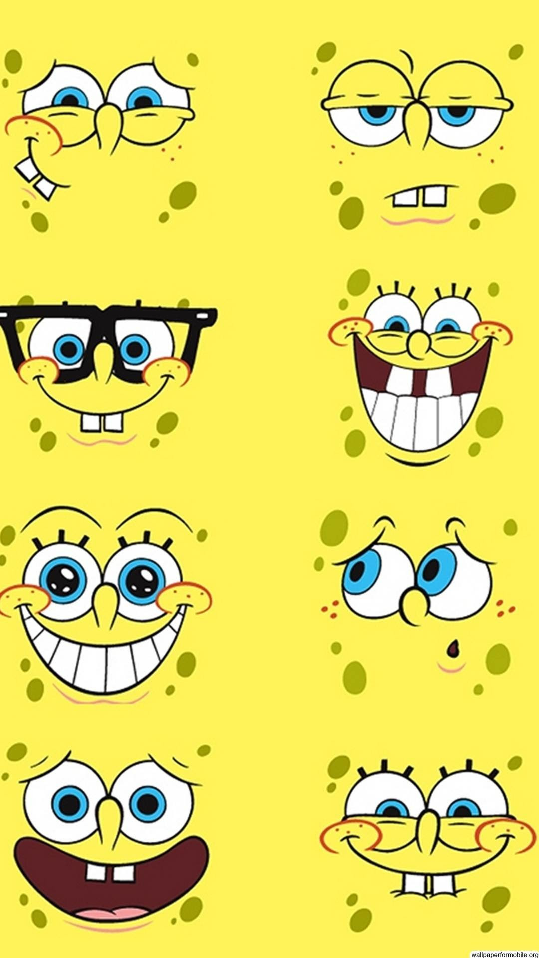 Octopus Spongebob Wallpaper
