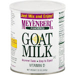 Meyenberg Goat Milk, Whole Powdered - 12 oz