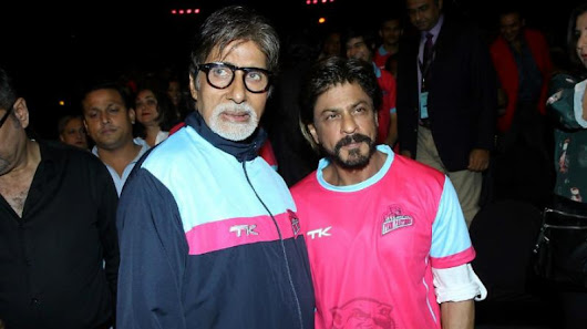 Amitabh Bachchan threatens to quit Twitter and Shah Rukh might be the reason for it