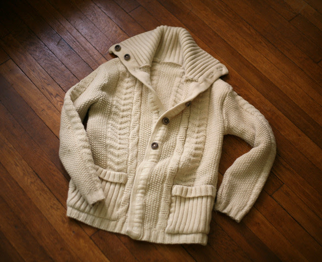 most favorite sweater